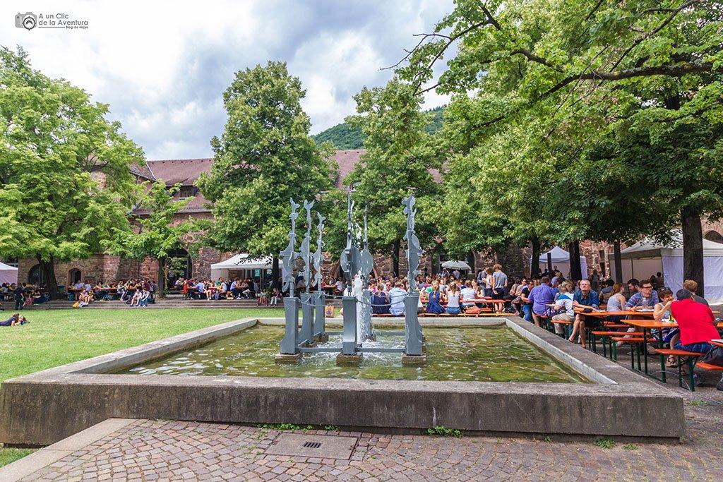 Marstall de Heidelberg- que ver en Heidelberg