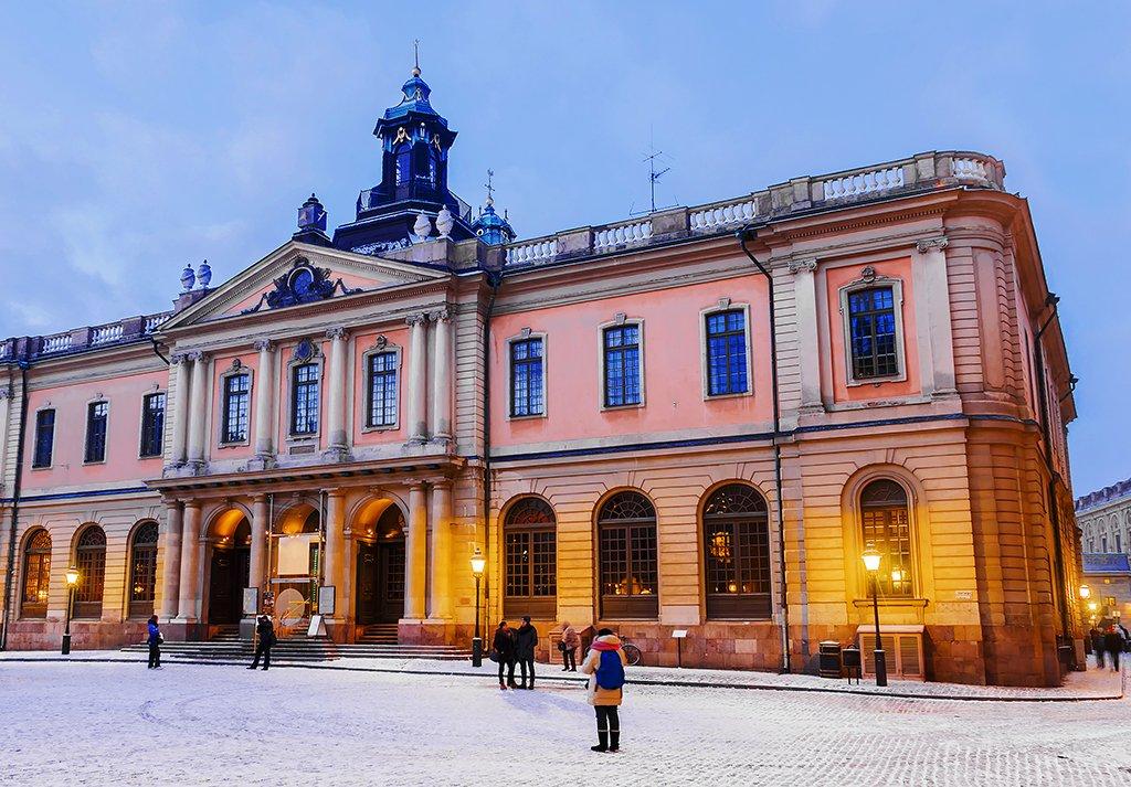 Museo Nobel de Estocolmo - visitar Estocolmo