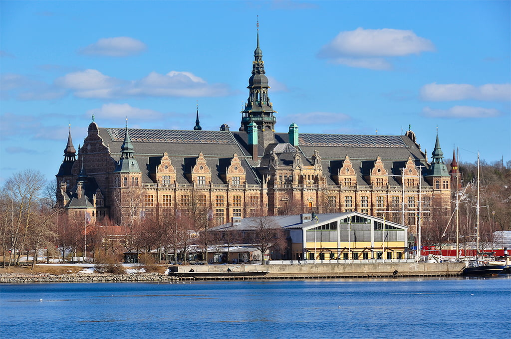 Museo Nórdico de Estocolmo - visitar Estocolmo