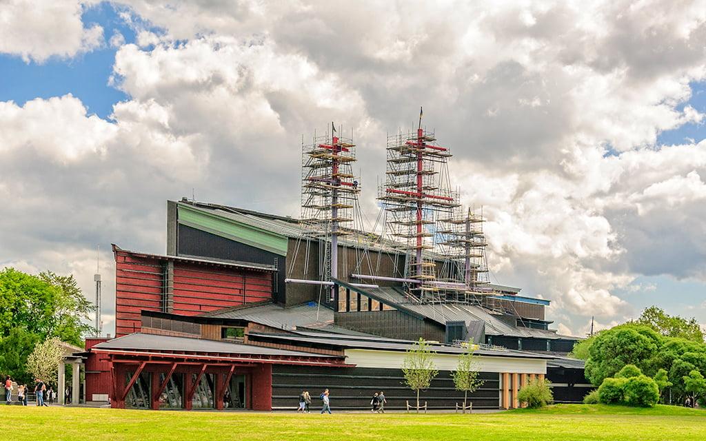 Museo Vasa - que ver en Estocolmo