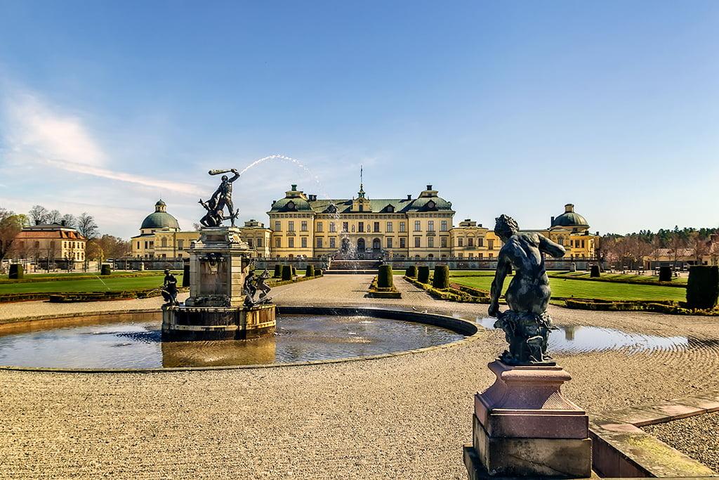 Palacio Drottningholm - que ver en Estocolmo