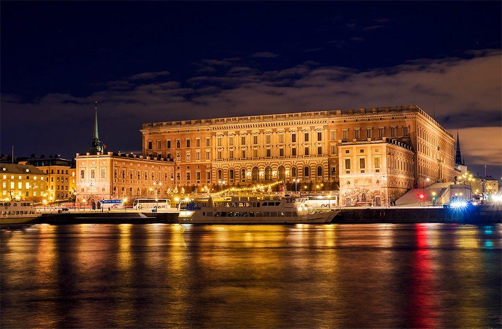 Palacio Real - que ver en Estocolmo