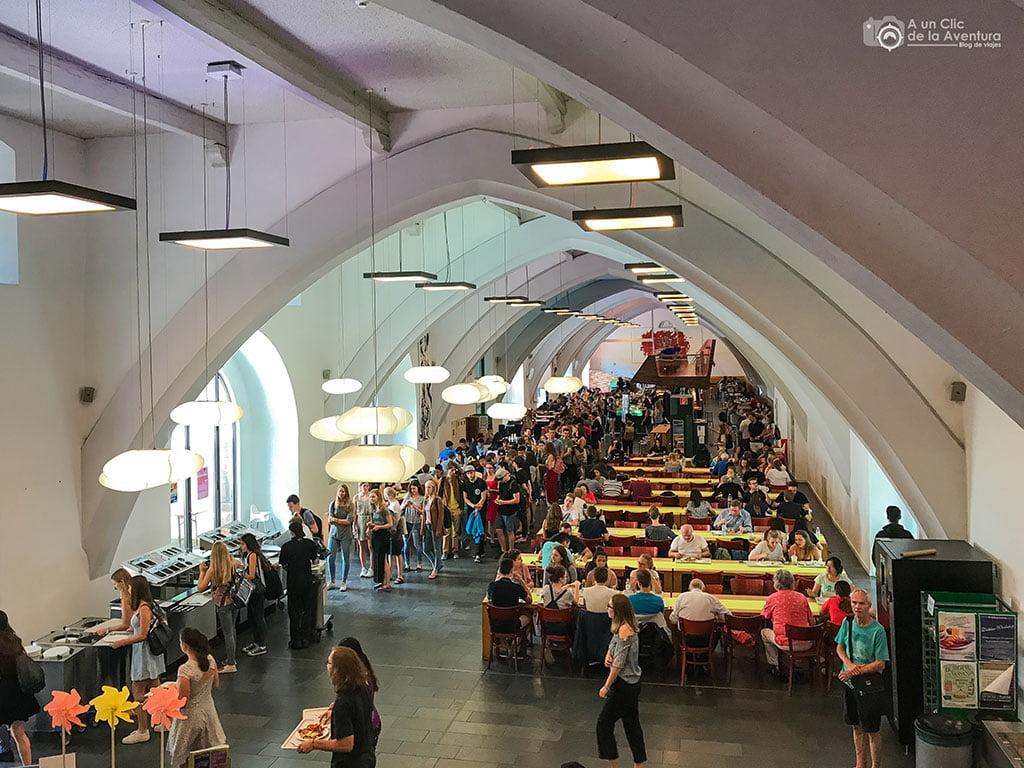 Zeughaus-Mensa de la Universidad de Heidelberg- que ver en Heidelberg