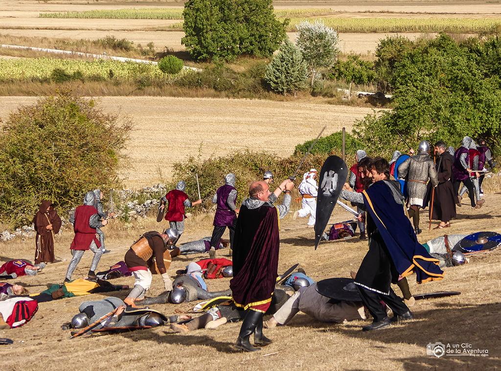 Batalla de Atapuerca - que hacer en Burgos