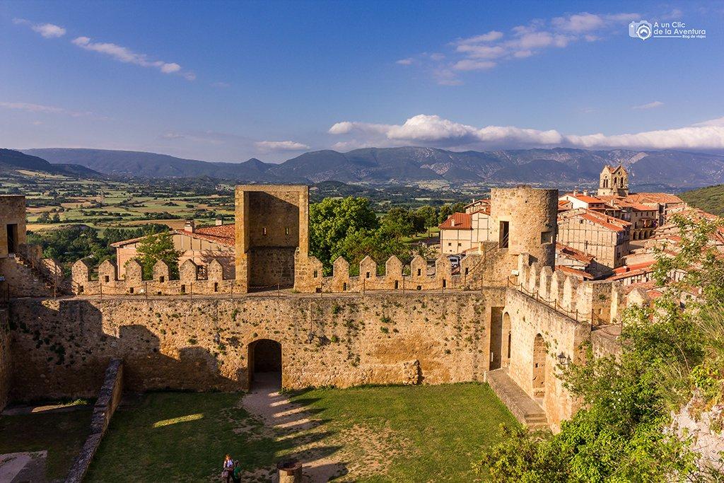 Castillo de Frías - que hacer en Burgos