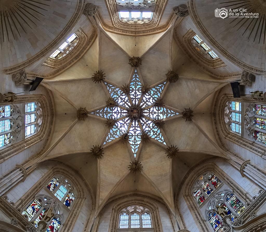 Cimborrio de la Capilla de los Condestables, Catedral de Burgos - que hacer en Burgos