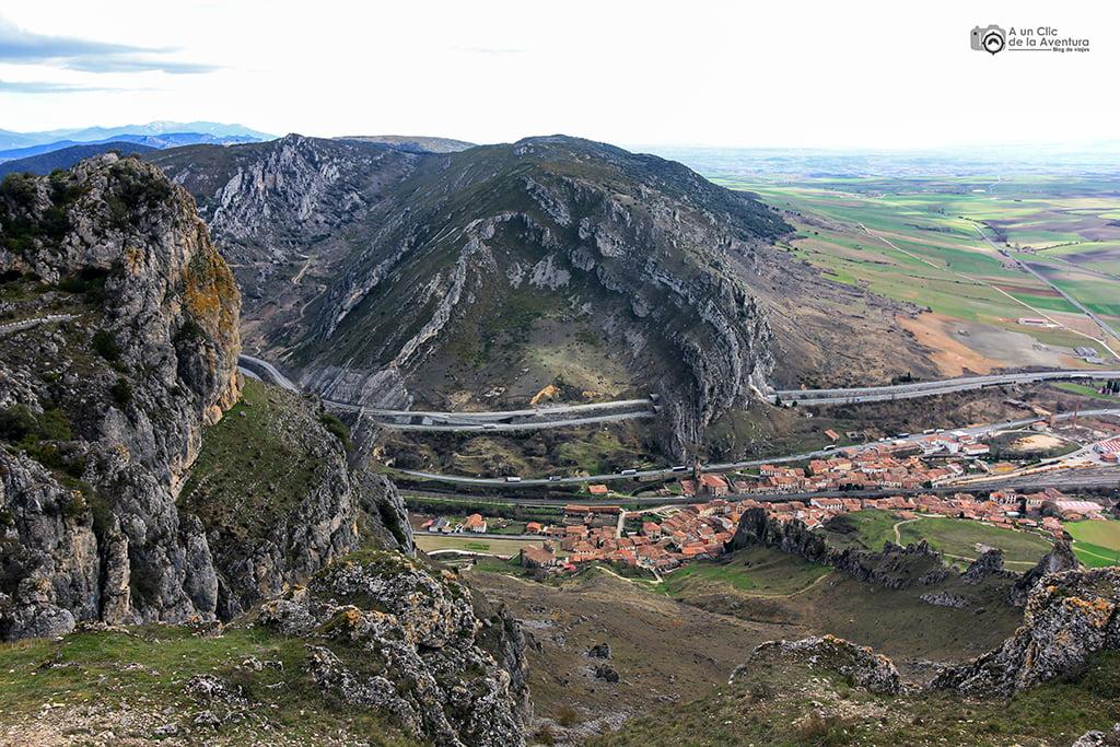 Desfiladero de Pancorbo - que hacer en Burgos