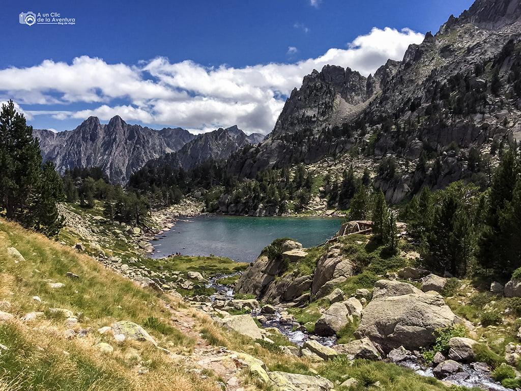 Estany de Ratera, Parque Nacional de Aigüestortes y Estany de Sant Maurici - lagos de montaña