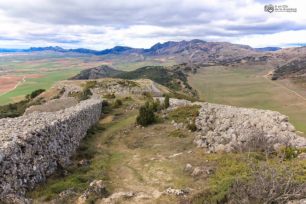 Fortaleza de Santa Engracia Pancorbo - Treviño, Oca y Desfiladeros del Ebro