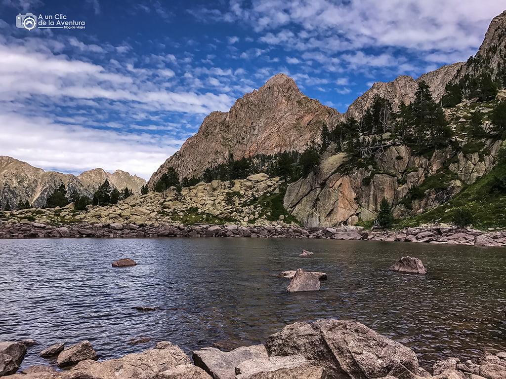 Estany de Monestero, Parque Nacional de Aigüestortes y Estany de Sant Maurici - lagos de montaña
