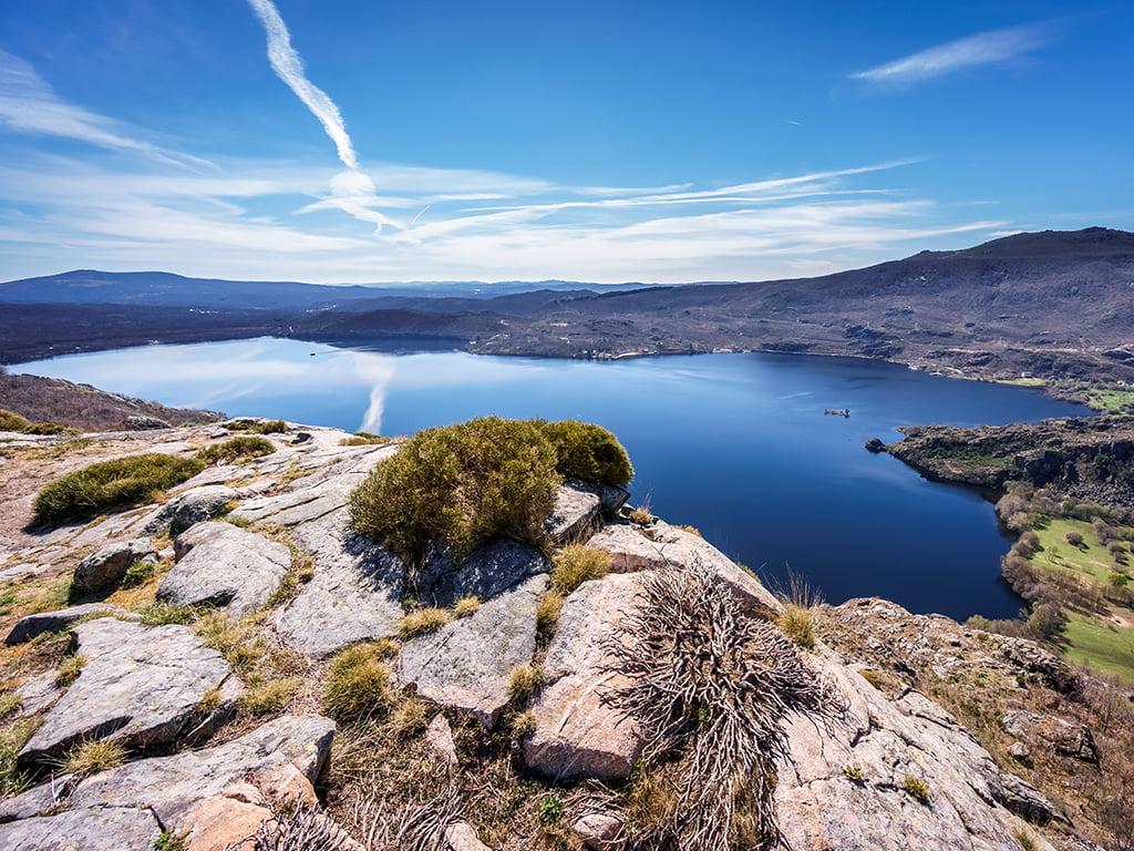 Lago de Sanabria - lagos de montaña