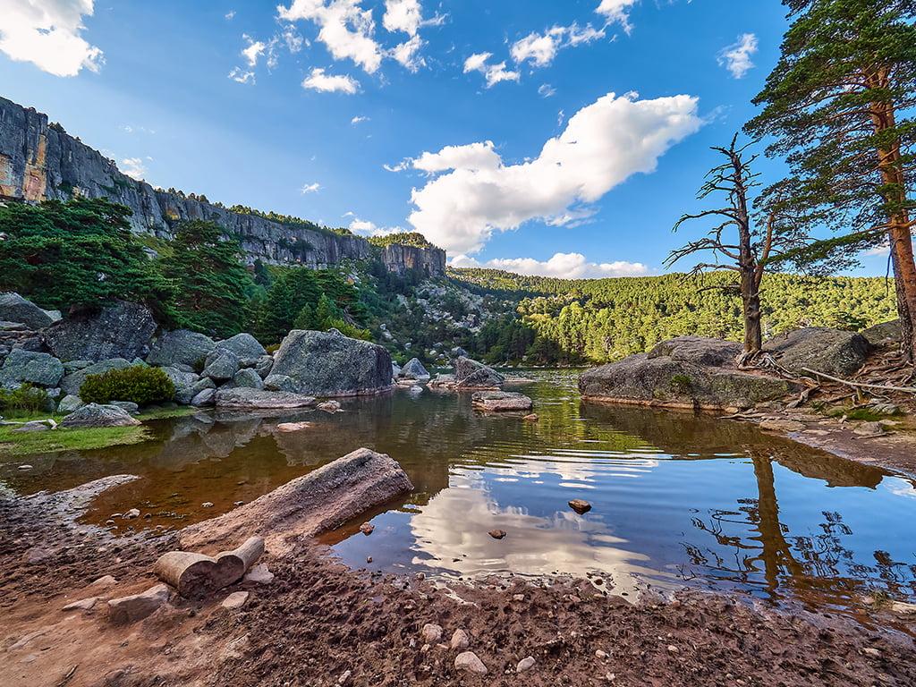 Laguna Negra de Soria - lagos de montaña