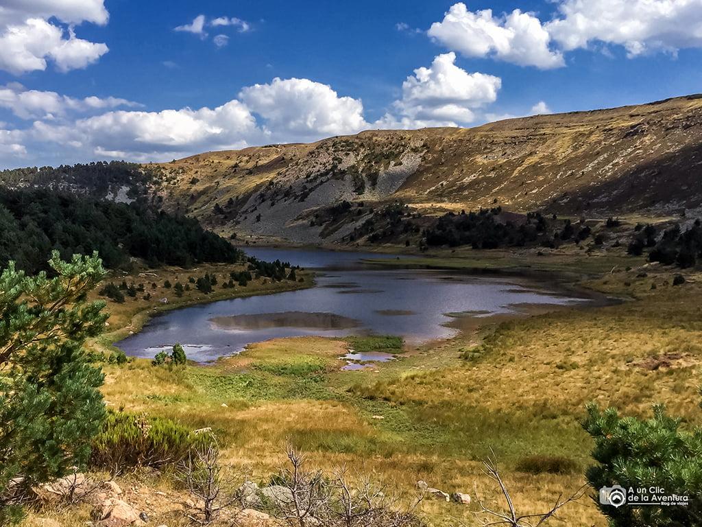 Lagunas de Neila - lagos de montaña