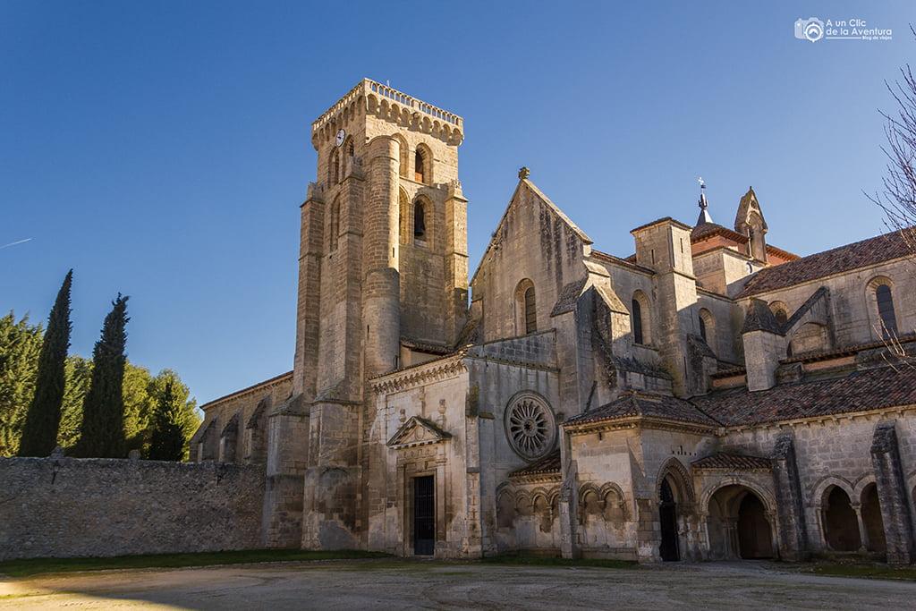 Monasterio de las Huelgas - que hacer en Burgos