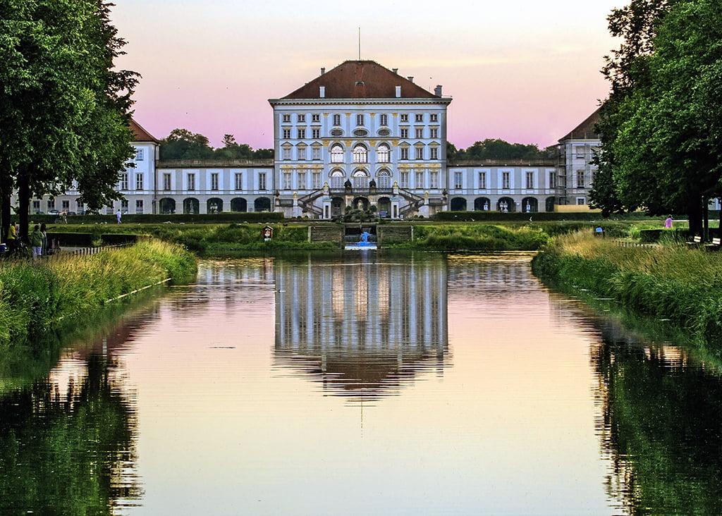 Palacio Nymphenburg de Múnich - viaje a Baviera y Tirol