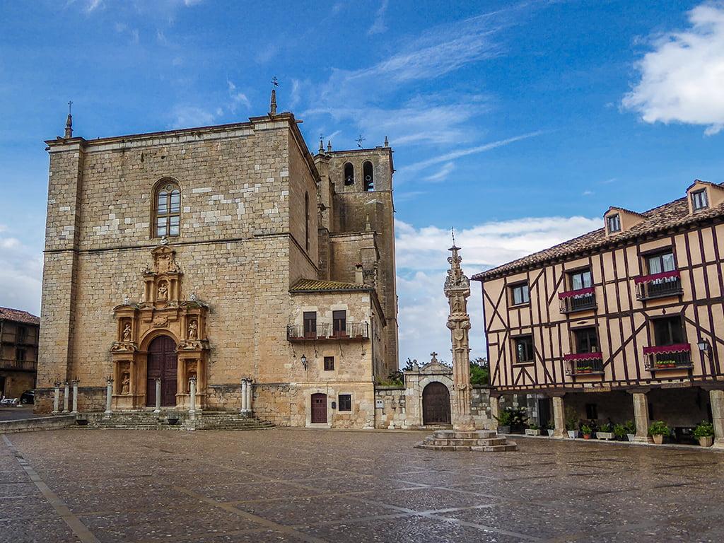 Plaza de Peñaranda de Duero, Burgos - que ver en la Ribera del Duero