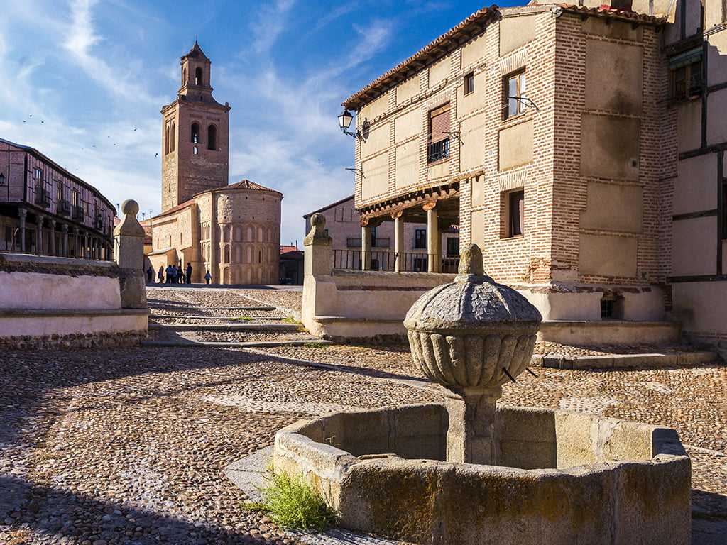 Arévalo - pueblos bonitos de Castilla y León