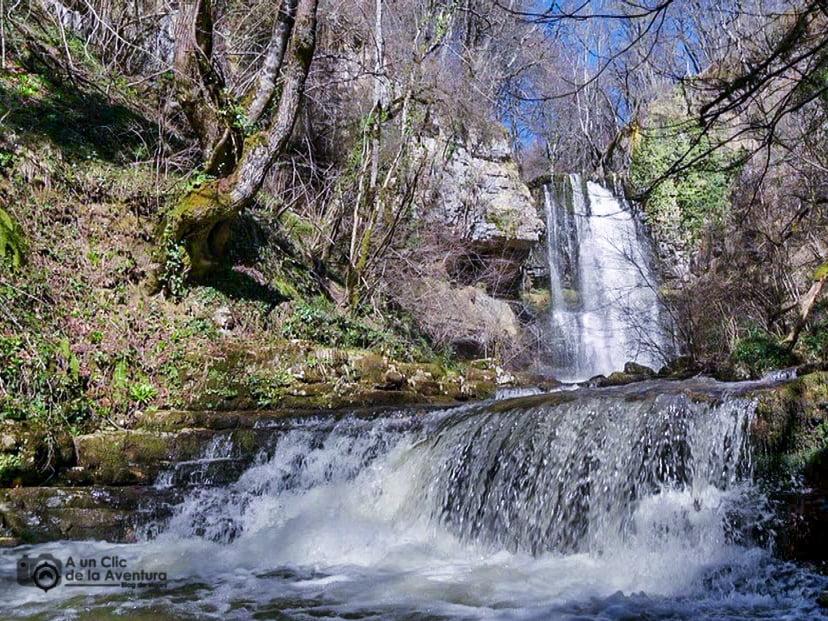 Cascada de las Pisas- ruta por las Merindades