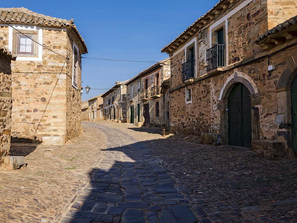 Castrillo de los Polvazares - pueblos bonitos de Castilla y León