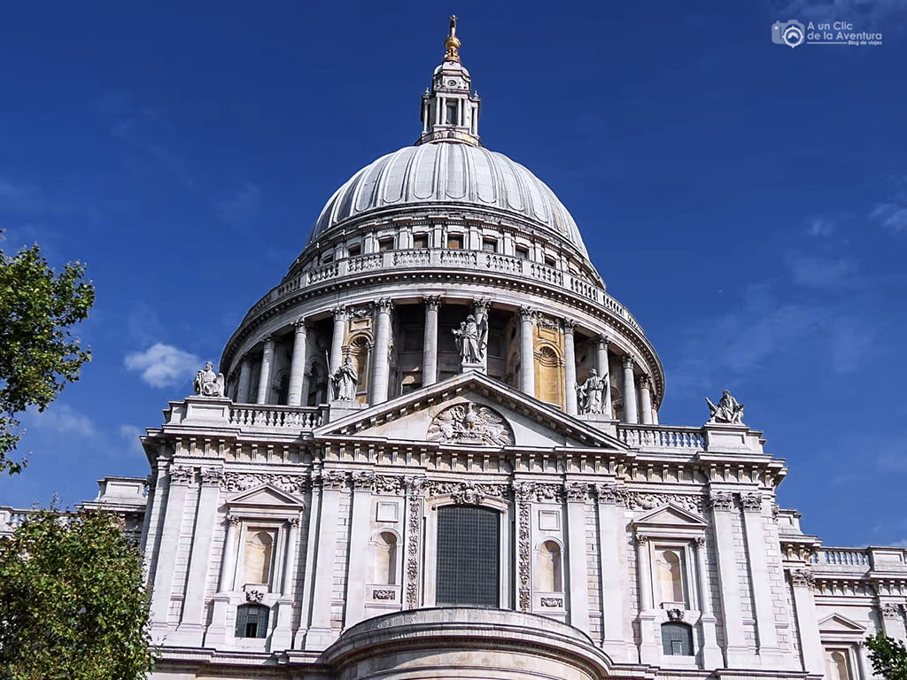 Cúpula de la Catedral de San Pablo, Londres en dos días