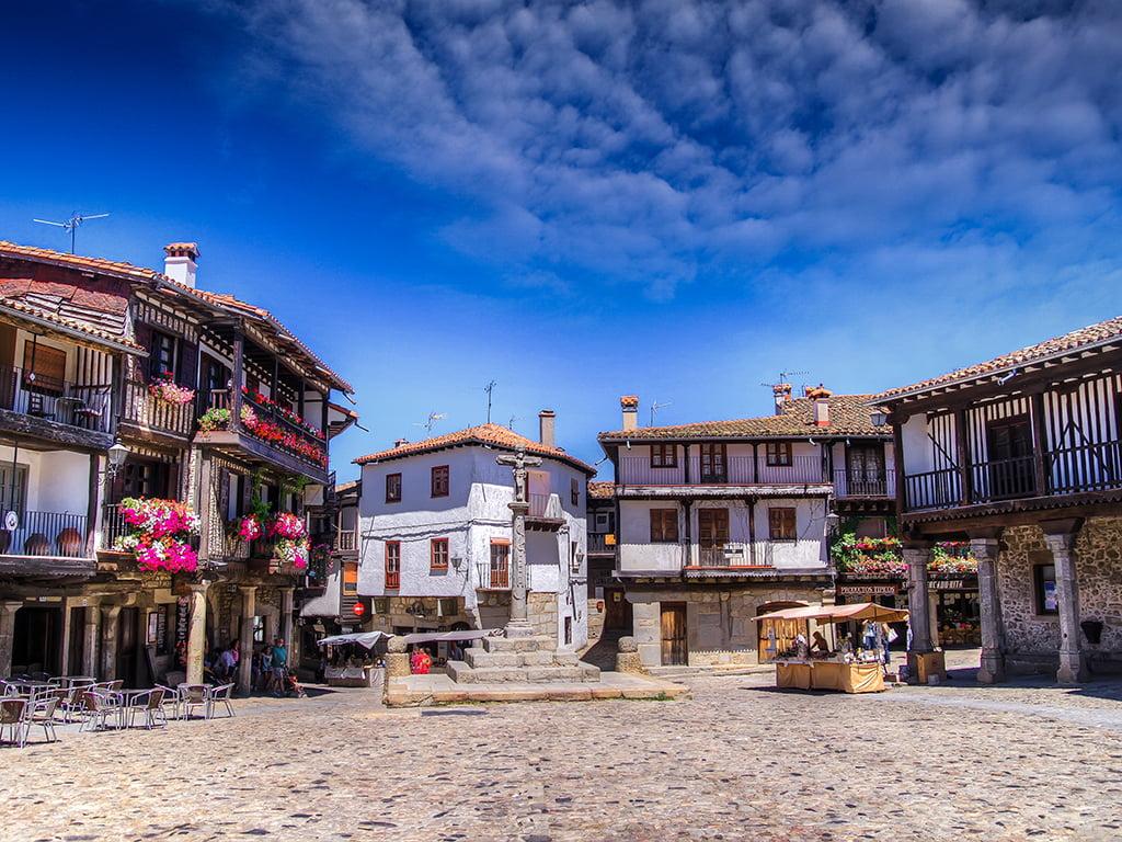 La Alberca - pueblos bonitos de Castilla y León