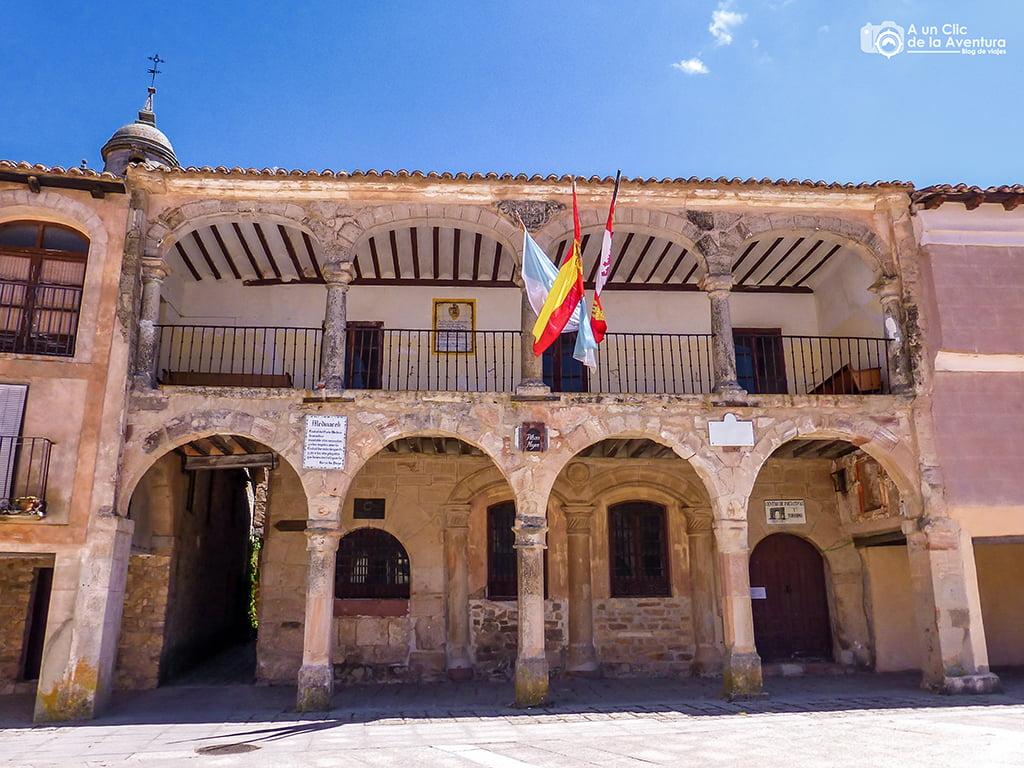 Ayuntamiento de Medinaceli - pueblos bonitos de Castilla y León