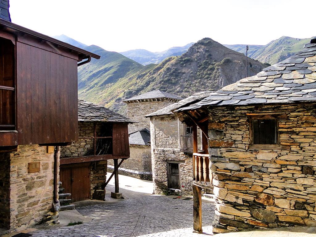 Peñalba de Santiago - pueblos bonitos de Castilla y León