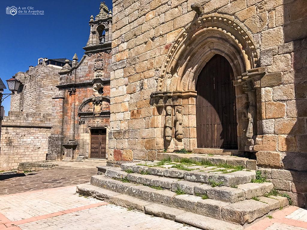 Iglesias de Puebla de Sanabria - pueblos bonitos de Castilla y León