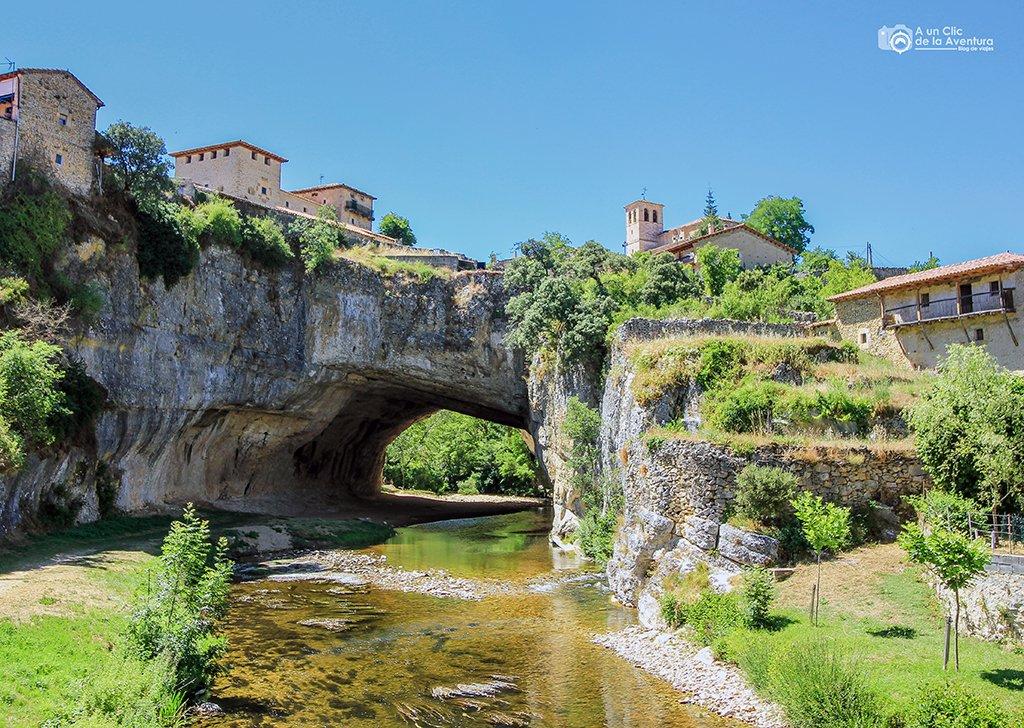 Puentedey- ruta por las Merindades
