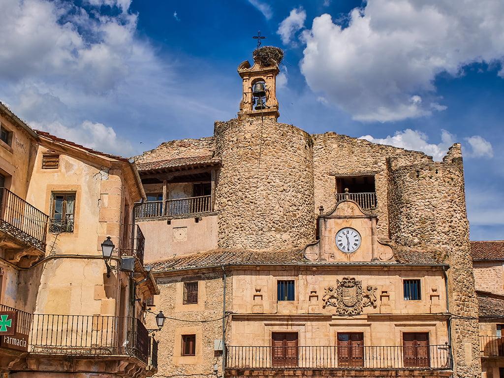 Ayuntamiento de Sepúlveda - pueblos bonitos de Castilla y León