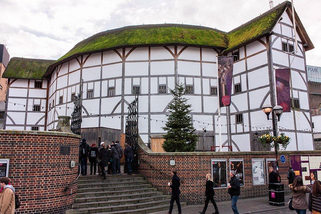 Shakespeare's Globe, Londres en dos días