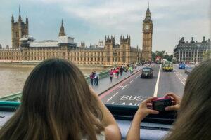 Transporte en autobus Londres - la tarjeta oyster card y los medios de transporte de Londres