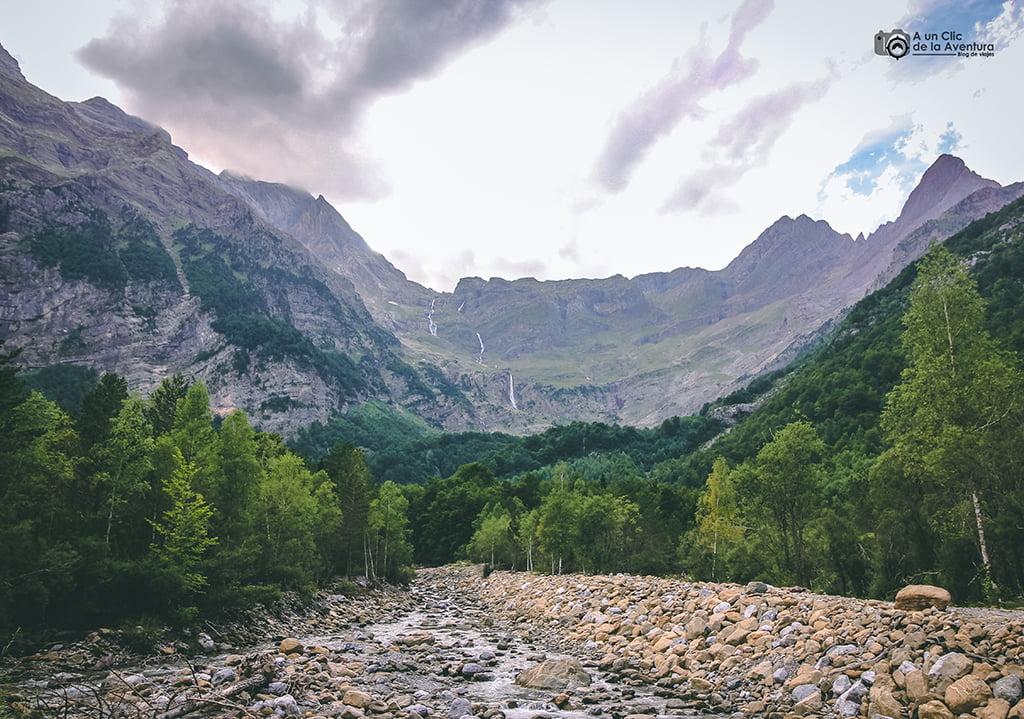 Churros de Marboré, Cascadas del Pirineo Aragonés