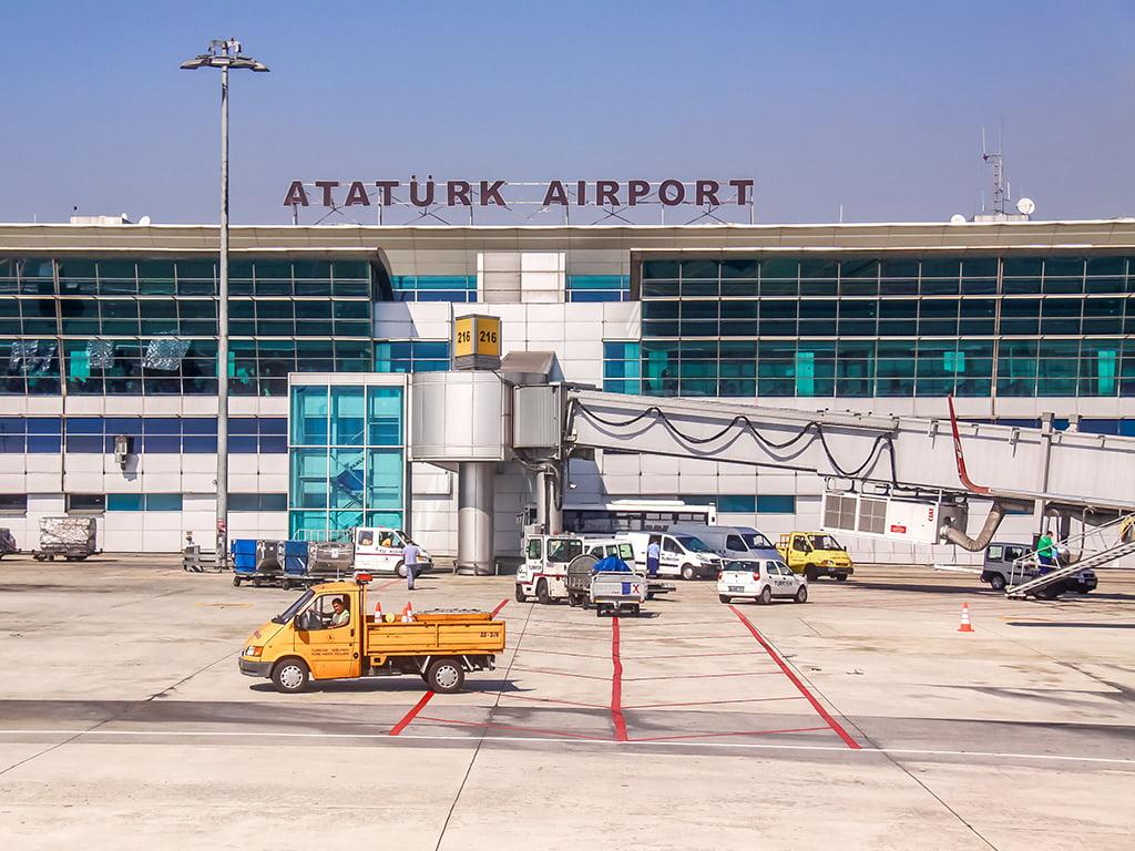 Aeropuerto Internacional Atatürk de Estambul - Cómo llegar del aeropuerto de Estambul al centro