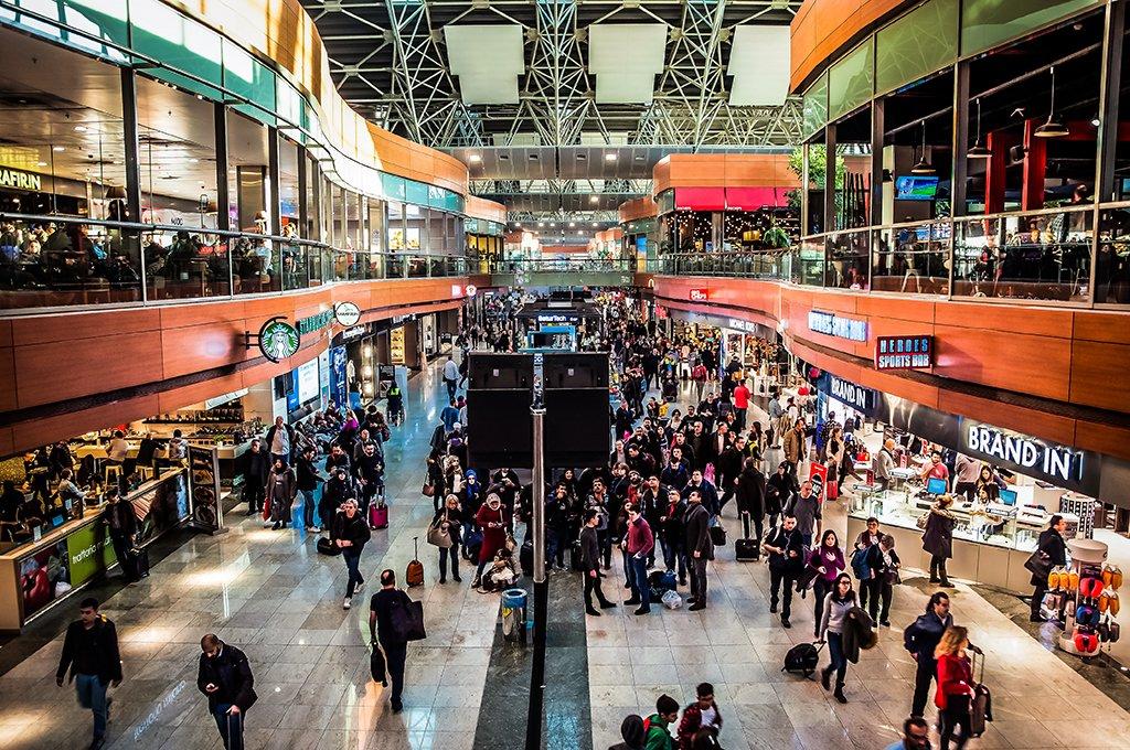 Aeropuerto Internacional Sabiha Gökçen de Estambul - Cómo llegar del aeropuerto de Estambul al centro
