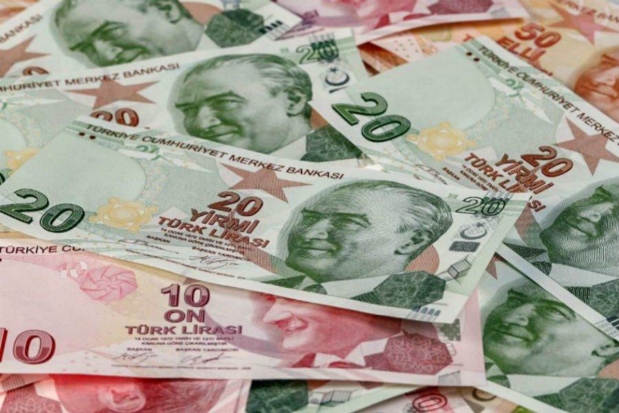 Liras turcas - la moneda en Turquía