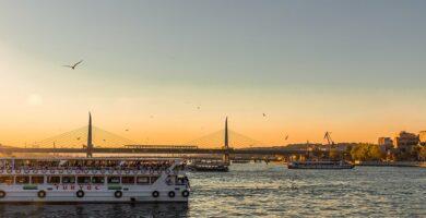 Medios de transporte de Estambul