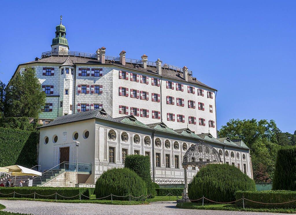 Castillo de Ambras - que ver en Innsbruck