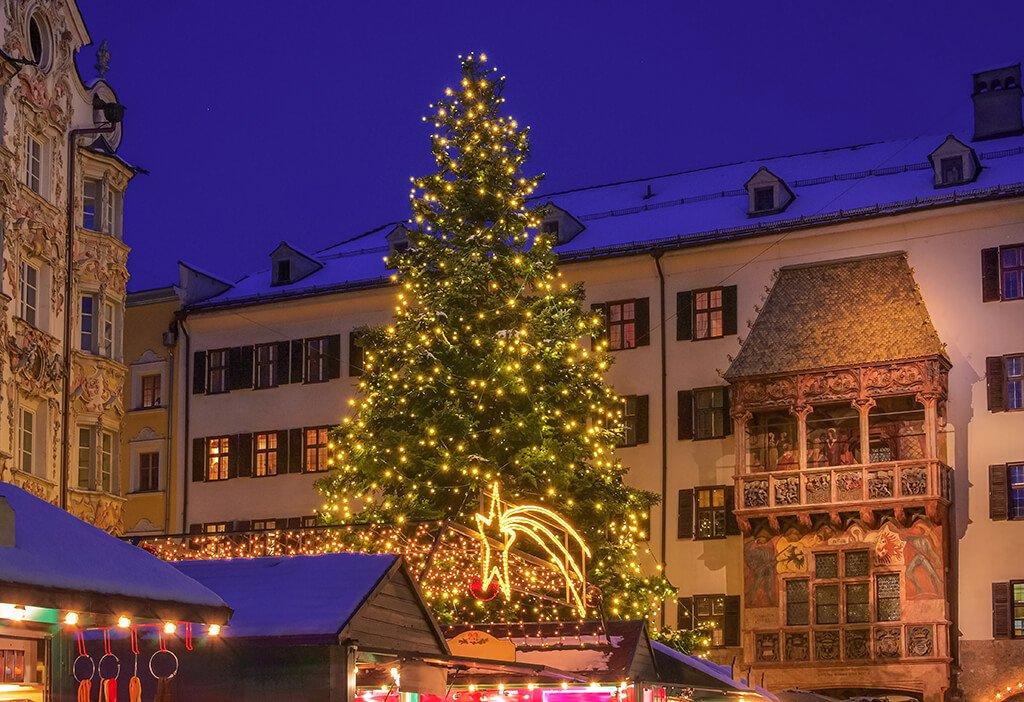 Mercadillo de Navidad - que ver en Innsbruck