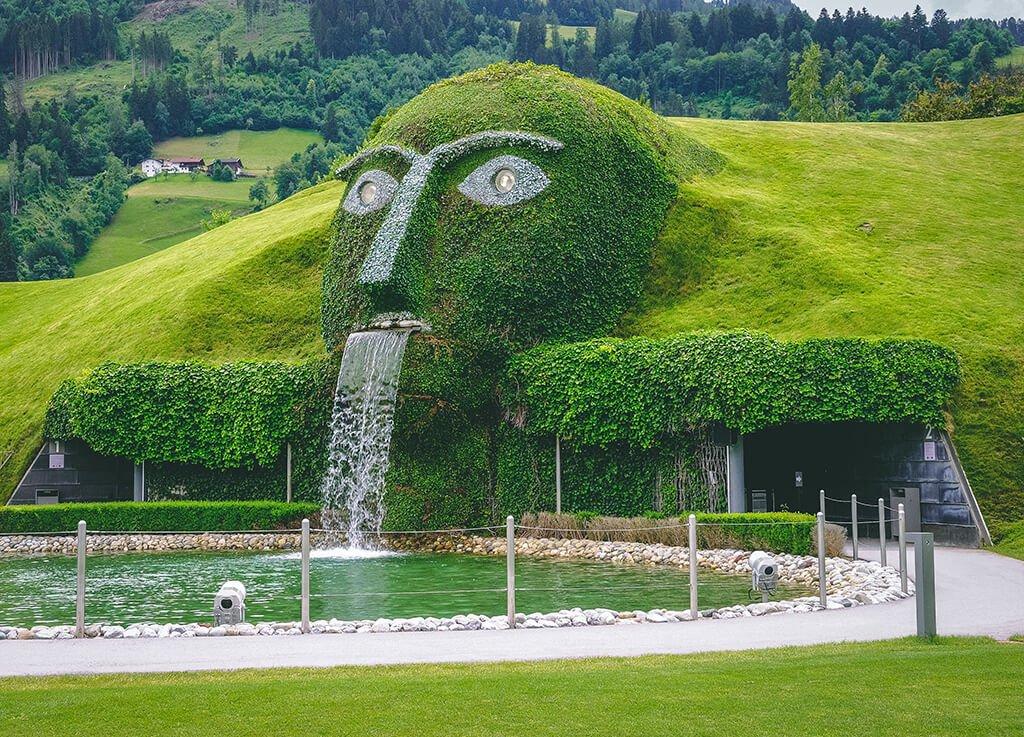 Los Mundos de Cristal Swarovski - que ver en Innsbruck