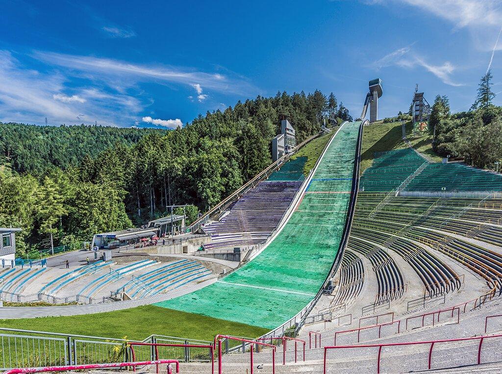 Trampolín de saltos de esquí de Bergisel - que ver en Innsbruck