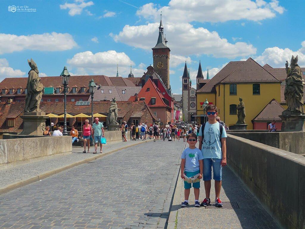 Wurzburg en familia