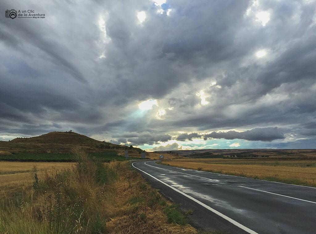 viajar en coche Aragón, España