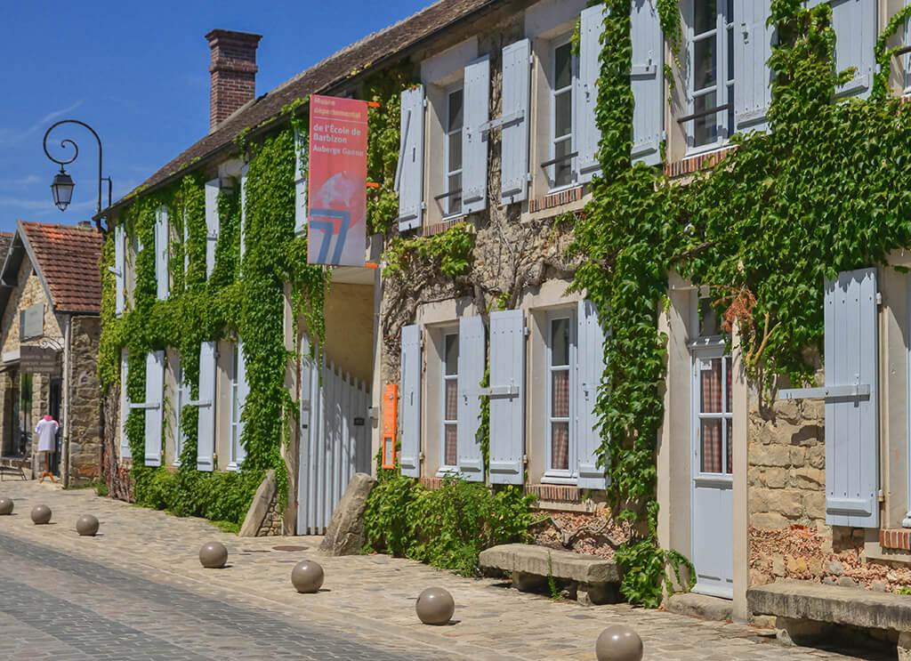 Auberge Ganne, Museo de los pintores de Barbizon - que ver cerca de París