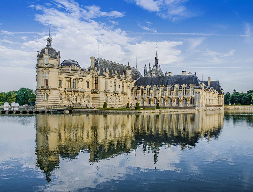 Castillo de Chantilly - que ver cerca de París