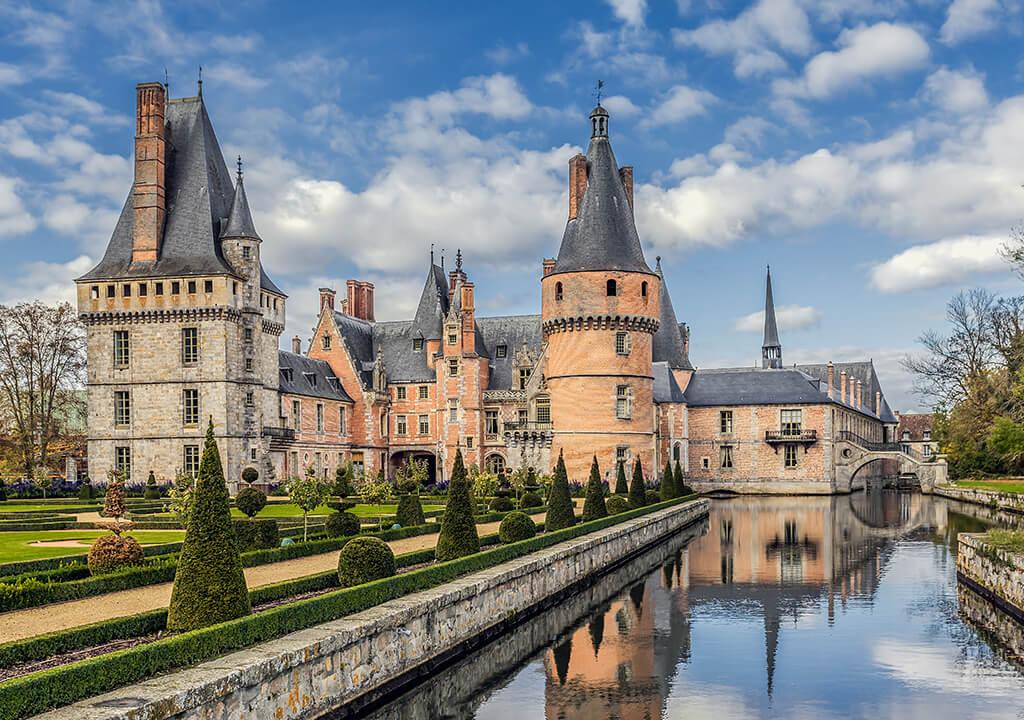 Palacio de Maintenon - que ver cerca de París
