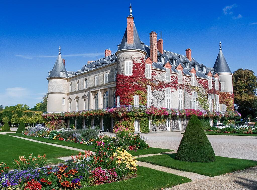 Palacio de Rambouillet - que ver cerca de París
