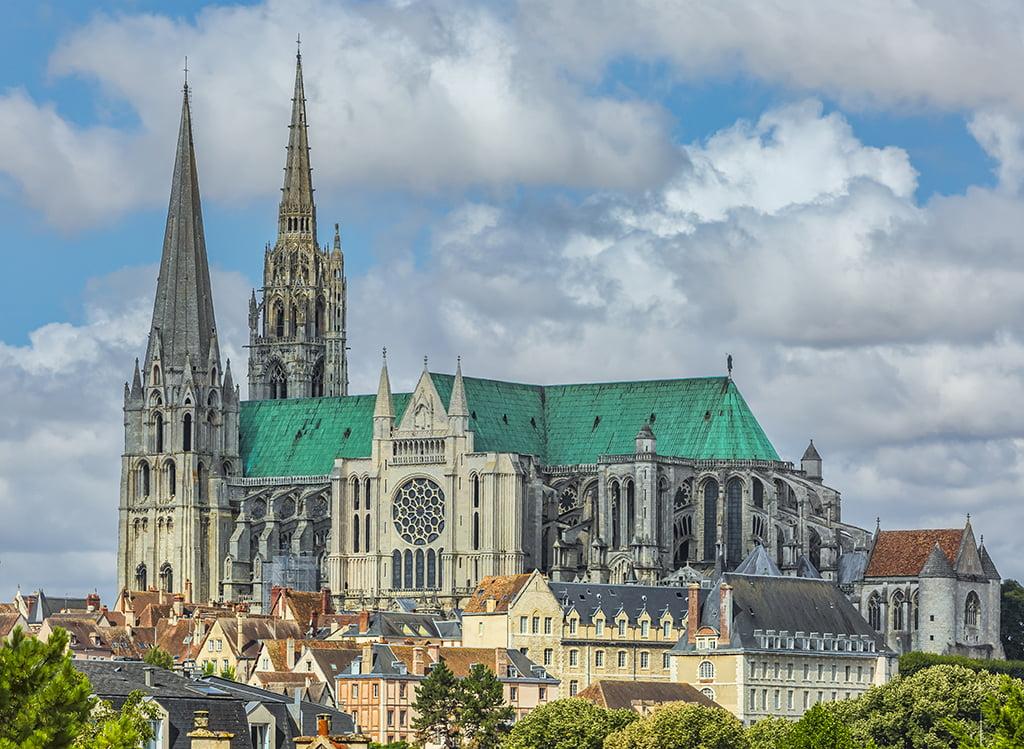 Catedral de Chartres - que ver cerca de París