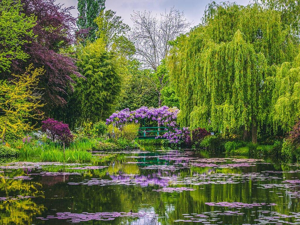 Jardines de Claude Monet en Giverny - que ver cerca de París