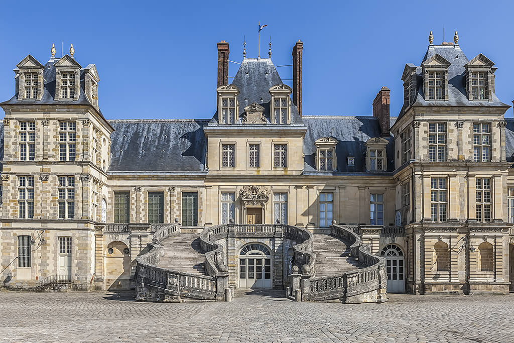 Palacio de Fontainebleau - que ver cerca de París